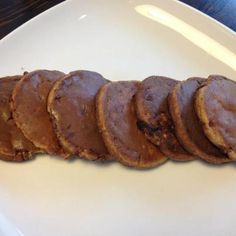 Healthy Chocolate Protein Pancake