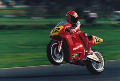 The rider whom I like  Randy Mamola