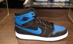 """First Look: Air Jordan 1 Retro KO Hi """"Blue"""""""