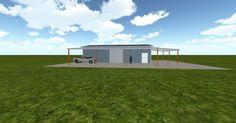 Cool 3D #marketing http://ift.tt/2gvWfyZ #barn #workshop #greenhouse #garage #roofing #DIY