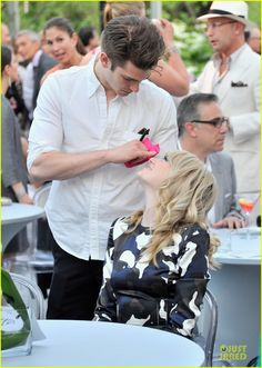 Emma Stone and Andrew Garfield. Emdrew Stonefield ♥