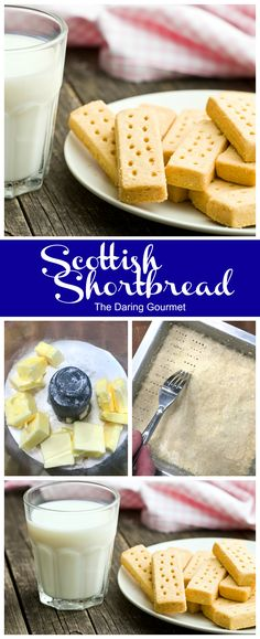 Perfectly crumbly irresistibly buttery and wonderfully delicious Scottish Shortbread has been a favorite treat for centuries! Perfectly crumbly irresistibly buttery and wonderfully delicious Scottish Shortbread has been a favorite treat for centuries! Scottish Shortbread Cookies, Whipped Shortbread Cookies, Shortbread Recipes, All Butter Shortbread Recipe, Authentic Scottish Shortbread Recipe, Traditional Shortbread Recipe, Shortbread Biscuits, Baking Recipes, Cookies