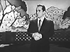 Perry Como - Stranger In Paradise - 1954 Live Perry Como, Vintage Videos, Rare Videos, Music Clips, Music Songs, Love Of My Life, Good Music, Rock And Roll, Paradise