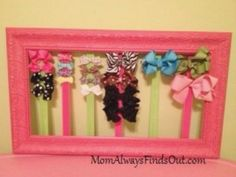 All Picture Frame Crafts