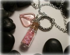 Perfect for Valentine's Day!  You Hold the Key to My Heart Necklace by Young4ever630 on Etsy