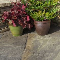 Bradstone Antique Natural Sandstone Paving Cragside Patio Pack 15.30 m2 Per Pack