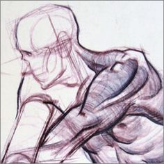 Figure Drawing – Design and Invention, por Michael Hampton