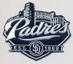 San Diego Padres Patches
