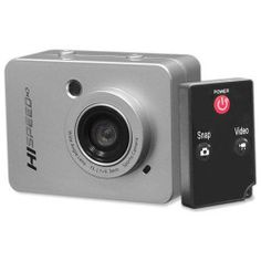 Today Review - Pyle Sports PSCHD60 Full HD 1080P Action Camera/Camcorder, 12MP, 4x Digital Zoom, 2.4 Touch Screen Display, HDMI/USB, Silver
