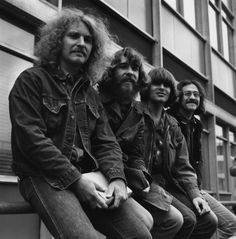 Creedence Clearwater Revival...back in the days...
