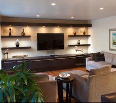 TV Room Idea