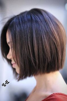 Straight Bob Hair picture1