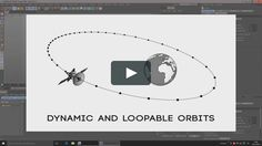 Short tutorial to create dynamic elliptical orbits following Kepler's Laws of Planetary Motion and to loop them with Xpresso. Heavenly bodies have elliptical…