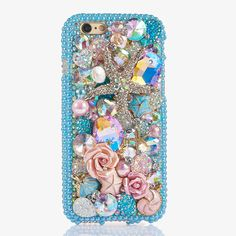 Bling Cases, custom made crystals case for iphone 7 / 7 plus, iphone 8, Samsung Galaxy Note, S7 / S7 Edge, S8, and all other phone models – LuxAddiction.com