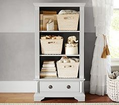 hmm...could paint the stereo cabinet to look like this Kids & Baby Furniture Clearance | Pottery Barn Kids