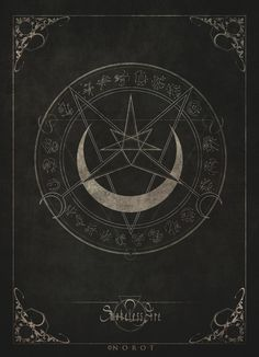 Norot - The Occult, Esoteric and Symbolic art and music of Robert W. Occult Symbols, Magic Symbols, Occult Art, Occult Tattoo, Magick, Witchcraft, Chakra Symbole, Satanic Art, Esoteric Art