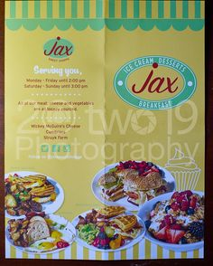 A few weeks ago I had the privilege to work with Jenn and Tera at @jaxsweetshoppe taking photos for their new menu. Drop by and taste how great my photos taste. Their food is really good too. Enjoy!  Print & design by @korucreativegroup  #20two19 #dundasont #dundasvalley #dundasontario #dundasfarmersmarket  #sohamont #hamont #shoplocal #steeltownstreets #exploreontario #ontario_ca #DiscoverON #foodie #fundas #foodforthought #lifeincanada #explorecanada #canada_gram #thedailyshooters…