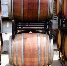 Herb Garden in a Wine Barrel