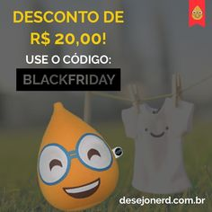 #DesejoNerd Achou que a gente ia ficar fora dessa? Acesse desejonerd.com.br e garanta agora mesmo a sua coxinha - não esqueça de usar o código BLACKFRIDAY para garantir seu desconto!#TimelineAcessivel Imagem da almofadinha da Coxinha com recomendação de desconto de R$ 2000 na compra da sua coxinha durante a Black Friday!   TAGS: #coxinhanerd #nerd #geek #geekstuff #geekart #nerd #nerdquote #geekquote #curiosidadesnerds #curiosidadesgeeks #coxinhanerd #minhacoxinha #blackfriday #descontos…