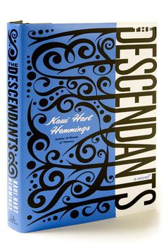 Typeverything.com   The Descendants, book cover by de Vicq.