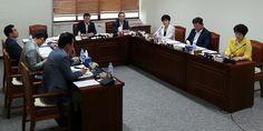 목포시의회 관관경제위원회, 민선6기 후반기 조직개편 업무보고 개최