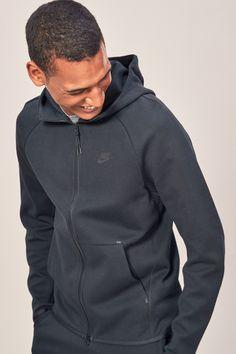 Nike Men Elite Athletic Zip-Up Hoodie Sweatshirt Jacket Therma Hasta Green L