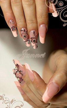 Pin von Elysa GD auf nail art | Pinterest | Nagelschere, Nageldesign … | Nagellack Idee