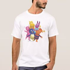 The Backyardigans | The Backyardigans T-Shirt - tap, personalize, buy right now!