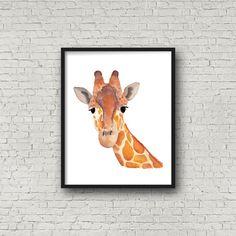 He encontrado este interesante anuncio de Etsy en https://www.etsy.com/es/listing/130842300/watercolor-giraffe-print-free-us