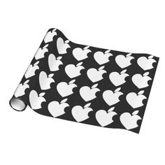 Love Apple Wrapping Paper - Oct 8