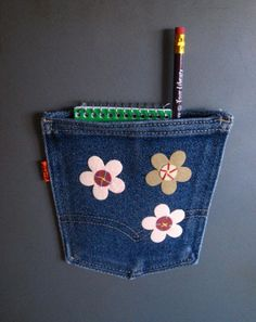 magnetic denim pockets