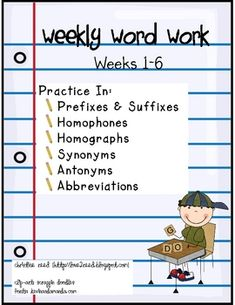 Printables Word Wise  With Synonym ,antonym,homophone great synonyms antonyms song from flocabulary new favorite weekly word practice practices and reinforces skills in vocabulary writing include prefixessuffixes synonymant
