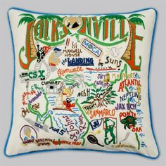Pillow Mom is making for me (someday).