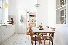 #home #room #kitchen #white