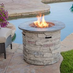 Shop a great selection of Playa Stone Propane Fire Pit Table Loon Peak. Find new offer and Similar products for Playa Stone Propane Fire Pit Table Loon Peak. Deck With Pergola, Covered Pergola, Pergola Kits, Pergola Ideas, Patio Ideas, Pergola Cover, Firepit Ideas, Pergola Patio, Backyard Ideas