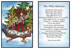 She who believes - Suzy Toronto