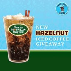 Hazelnut Iced Coffee K-Cup Sampler Pack (Facebook)