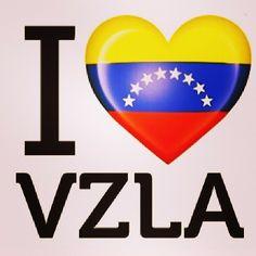 #SOSvenezuela #PrayforVenezuela #Love VENEZUELA es mi AMOR