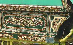 Closeup of Vardo design by Yorkie Greenwood