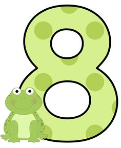 CH B *✿* NUMEROS DE KID SPARKZ Math Numbers, Alphabet And Numbers, Abc For Kids, Decoupage Vintage, Clipart, Art Projects, Kindergarten, Symbols, Frogs