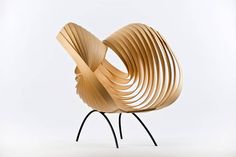 Yumi Chair | From a unique collection of antique and modern chairs at https://www.1stdibs.com/furniture/seating/chairs/