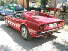 Ferrari meets Jaguar - Treffen in Porto (Umbrien)