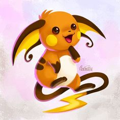 Want to discover art related to raichu? Check out inspiring examples of raichu artwork on DeviantArt, and get inspired by our community of talented artists. Pichu Pikachu Raichu, Pikachu Art, Pokemon Dex, Cute Pokemon, Pokemon Stuff, Pokemon Images, Pokemon Pictures, Pikachu Evolution, Deviantart Pokemon