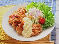 揚げないチキン南蛮(ノンフライ)Joycook Japan Non-fry Fried chicken nanban with Joycook http://ameblo.jp/joycook-japan/entry-11750586444.html