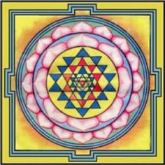 Sri yantra or sri chakra Daily chant of this mantra helps them overcome all sorts of trouble they face in life.