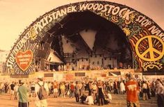 just read up on Woodstock, so beyond a rad time!