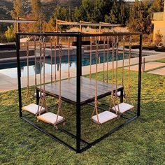 50 summer diy projects pallet swings design ideas and remodel Future House, Exterior Design, Interior And Exterior, Summer Diy, Summer Swag, House Goals, Dream Rooms, My Dream Home, Home Deco