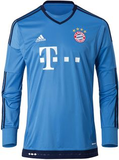 FC Bayern München 15-16 Kits Revealed - Footy Headlines