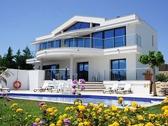 Stylish++Newly+Built++Modern+Villa+With+Large+Private+Pool+And+Panoramic+Views+++Holiday Rental in Minorca (Menorca) from @HomeAwayUK #holiday #rental #travel #homeaway