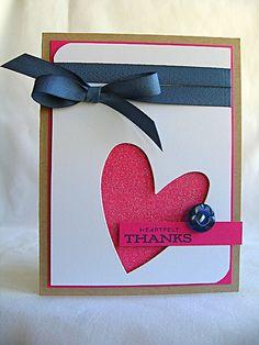 Heartfelt Thanks by mbelles, via Flickr
